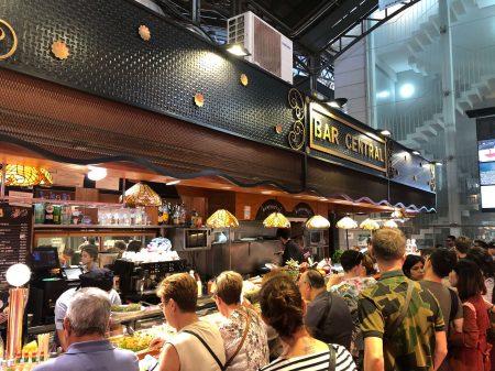 Die Bar Central ist Barcelona pur, sagt Bleisure Traveller Gastautorin Angela Barzen.