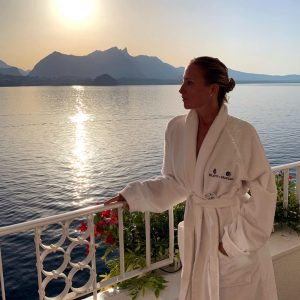Bleisure Travelling im Hotel Beatus am Thunersee