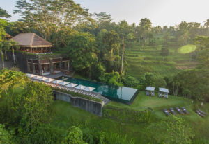 Regenwaldparadies Alila Ubud